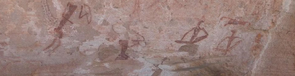 San rock paintings, Twyfelfontein. Under the Environmental Management Act, an Assessment Report must describe the potential effects of a listed activity on the cultural aspects of the environment