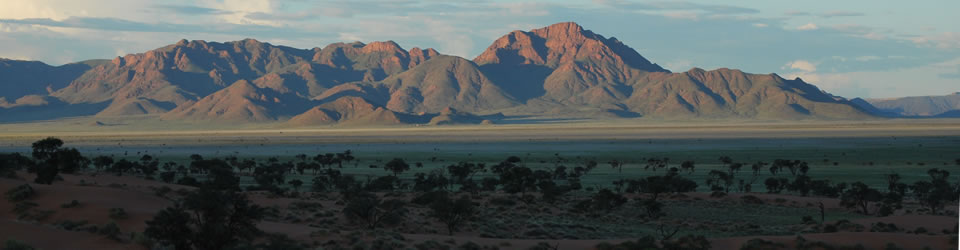 Namibia has many highly sensitive habitats